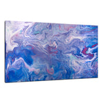 Acrylic Dirty Paint 4 Abstract Art, Fluid Art Fine Art Canvas &  Unframed Wall Art Prints  - PIPAFINEART