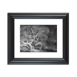 Infrared Japanese Maple Abstract Photo Fine Art Canvas & Unframed Wall Art Prints  - PIPAFINEART
