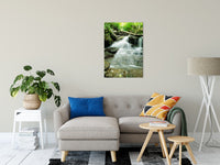 "Pixley Waterfall 2 Landscape Photo Fine Art Canvas Wall Art Prints 24"" x 36"" / Canvas Fine Art - PIPAFINEART"