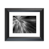Radial Sun Rays Abstract Photo Fine Art Canvas & Unframed Wall Art Prints  - PIPAFINEART