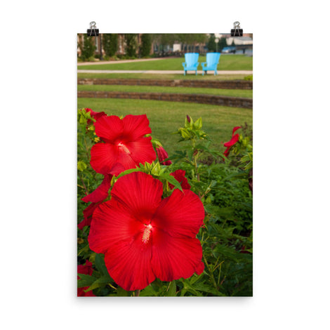 The Riverfront 2 Floral Nature Photo Loose Unframed Wall Art Prints