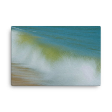 Waves Coastal Nature Canvas Wall Art Prints