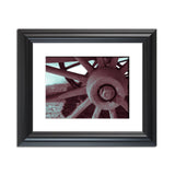 Wheel of Time Abstract Photo Fine Art Canvas & Unframed Wall Art Prints  - PIPAFINEART