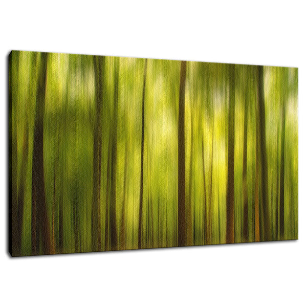 Warmth of the Forests Colors Rural Landscape Fine Art Canvas Wall Art Prints  - PIPAFINEART