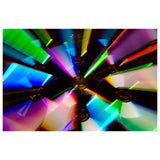 Zoomed CDs Abstract Photo Fine Art Canvas & Unframed Wall Art Prints  - PIPAFINEART