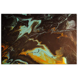 Removable Wall Mural - Wallpaper  Abstract Artwork - Fluid Art Pour 3  - PIPAFINEART