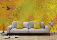 Liquid Hues Illustration - Adhesive Wallpaper - Removable Wallpaper - Wall Sticker - Full Size Wall Mural  - PIPAFINEART