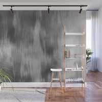 Smokey Mist Illustration - Adhesive Wallpaper - Removable Wallpaper - Wall Sticker - Full Size Wall Mural