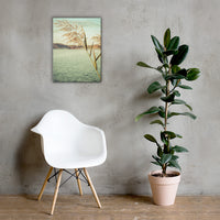 Golden Dreams Botanical Nature Canvas Wall Art Prints 18×24 - PIPAFINEART