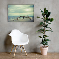 The Cove Coastal Landscape Canvas Wall Art Prints 24×36 - PIPAFINEART