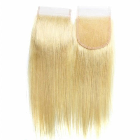 Barbie Blonde Straight Closure