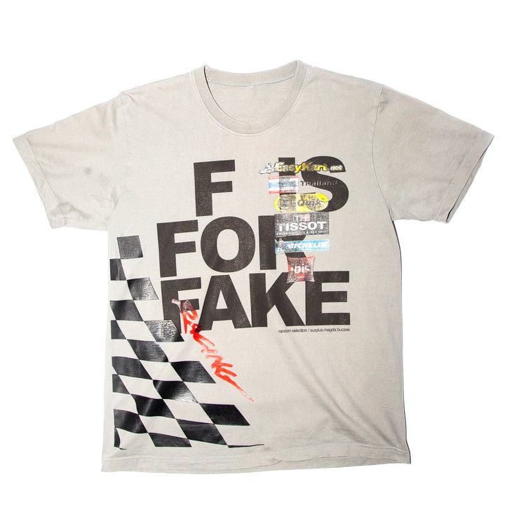 F IS FOR FAKE