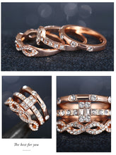 Load image into Gallery viewer, Dior Ring Set