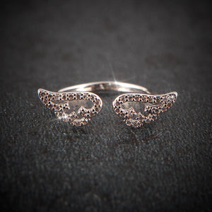 Angel Wing Ring