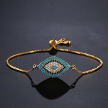 Load image into Gallery viewer, Turkish Evil Eye Bracelet