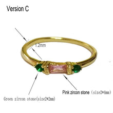 Load image into Gallery viewer, 4PCS Fashion Rings