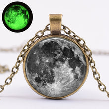 Load image into Gallery viewer, Moonstone Bracelet-  Birth Moon Bracelet Glow In The Dark