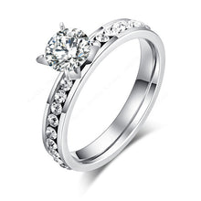 Load image into Gallery viewer, Diamond Promise Ring