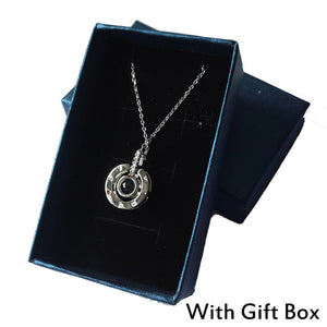 Romantic 100 Languges Of Love Necklace