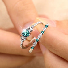 Load image into Gallery viewer, Luxe Princess Ring