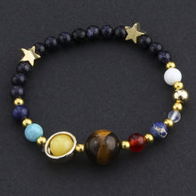 Load image into Gallery viewer, Solar System Space Bracelet