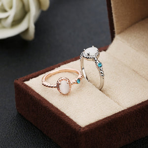 Engagement  Opal Ring