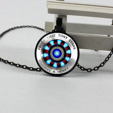 Load image into Gallery viewer, Iron Man Necklace