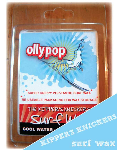 Ollypop Kippers Knickers Surf Wax