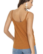 Load image into Gallery viewer, ROASTED PECAN TANK TOP