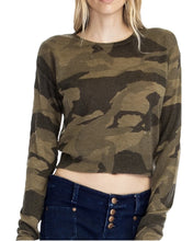 Load image into Gallery viewer, CAMO SWEATER