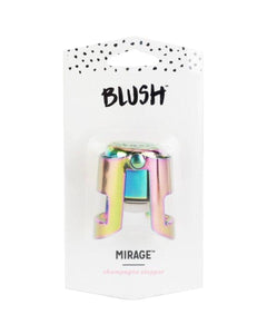 BLUSH MIRAGE CHAMPAGNE STOPPER
