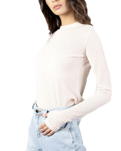 KNIT SWEATER 2 COLORS