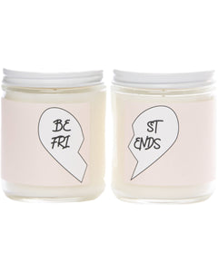 BEST FRIENDS SOY CANDLE
