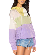 Load image into Gallery viewer, PASTEL WINDBREAKER