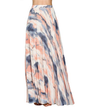 Load image into Gallery viewer, MARBLE MAXI SKIRT
