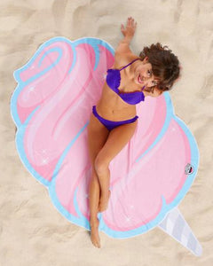 COTTON CANDY BEACH BLANKET