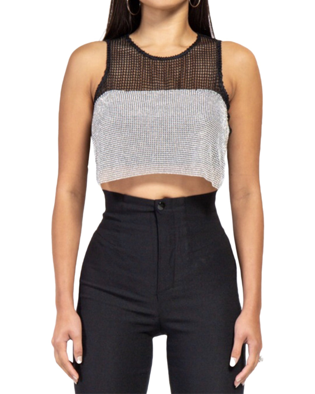 SHYNE CROP TOP