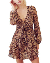 Load image into Gallery viewer, LIA LEOPARD DRESS