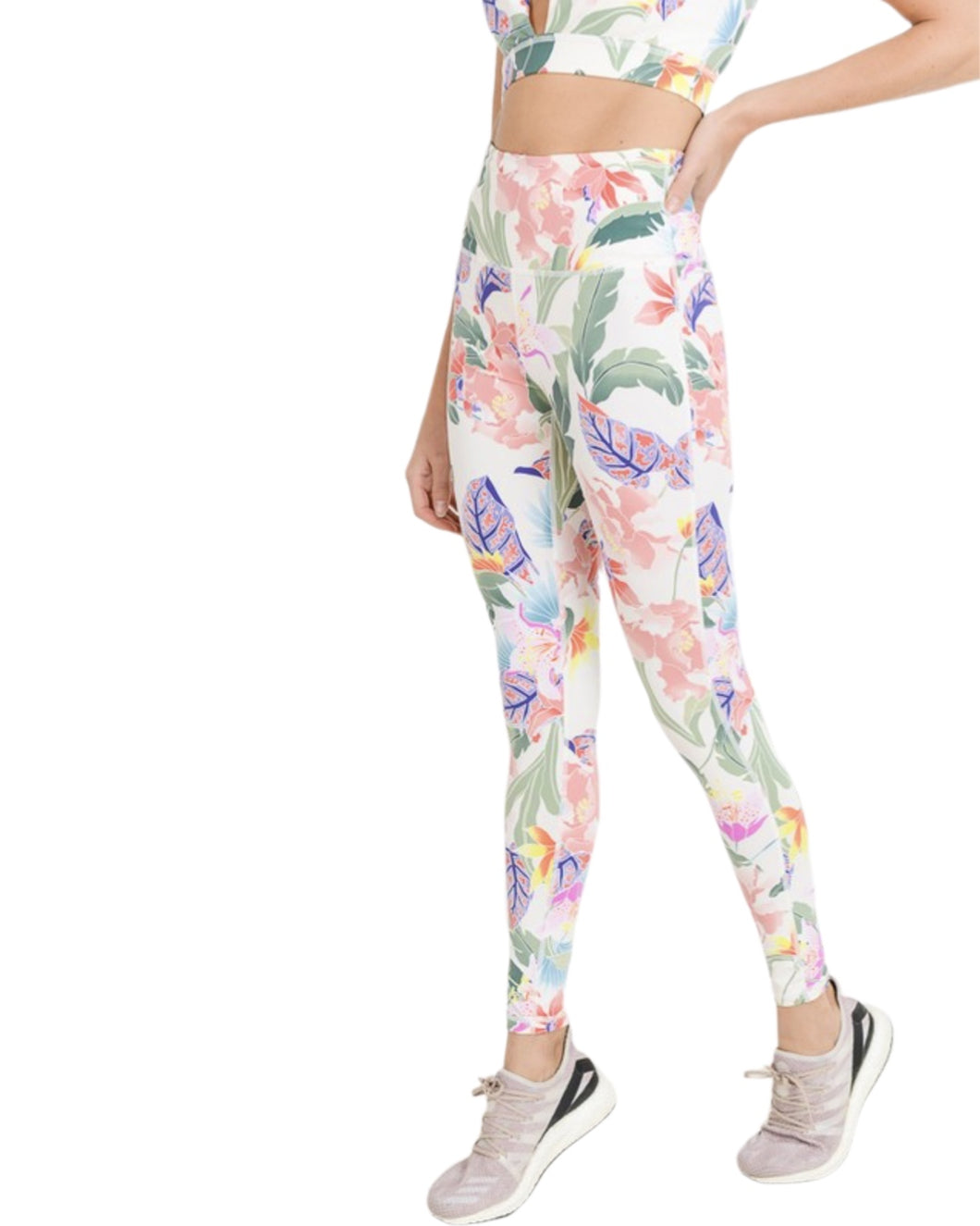 LEI PRINT LEGGINGS