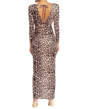 Load image into Gallery viewer, LEOPARD LISA DRESS