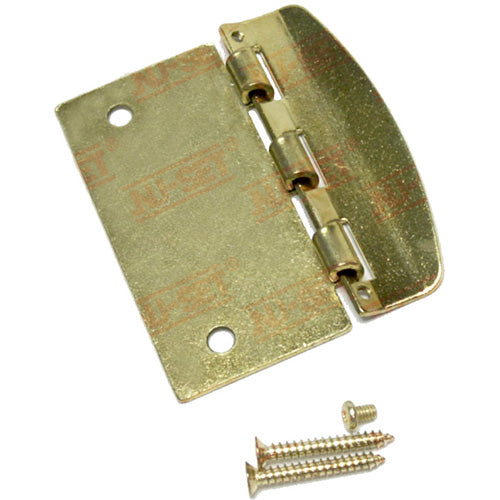 Flip Over Door Lock (Brass)