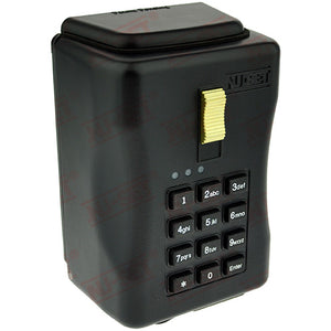 NuSet Smart-Box Series: Electronic Combination Lockbox, Wall Mount