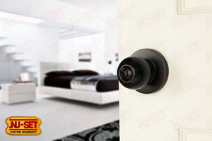 NuSet Berkeley: Privacy Knob (Oil Rubbed Bronze)