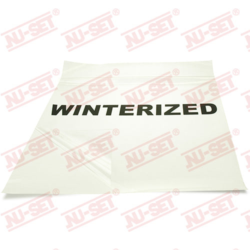 NuSet Winterization Toilet Wrap (Pack of 5)
