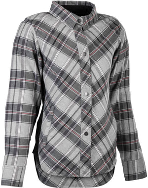 Ladies Rogue Flannel Shirt