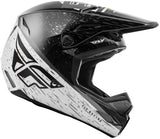 KINETIC K120 HELMET/WHITE/HI-VIS YS
