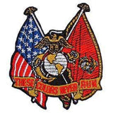 USMC These Colors