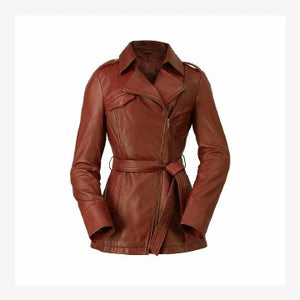 Ladies Traci Jacket Oxblood