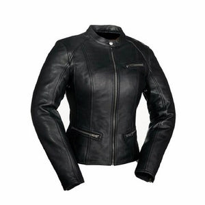 Ladies Fashionista Jacket Blk