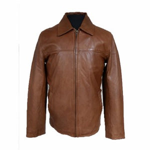 Men's Indiana Jacket Whiskey